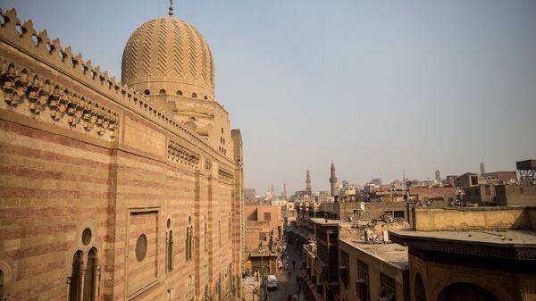 Мечеть в Старом городе Каира. Архивное фото