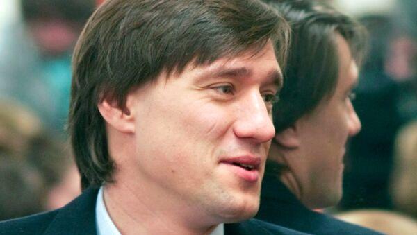 Сергей Матвиенко, сын губернатора Санкт-Петербурга Валентины Матвиенко