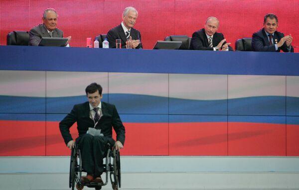 Член Комитета Госдумы по международным делам Михаил Терентьев