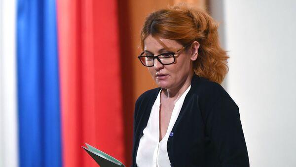 Эльвира Агурбаш . Архивное фото