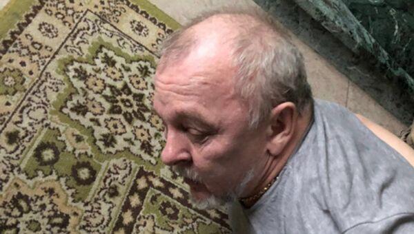 Задержание Юрия Цукермана. 25 января 2018