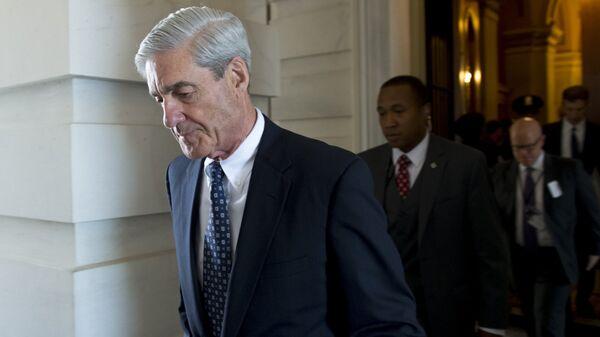 Спецпрокурор по российскому расследованию Роберт Мюллер. Архивное фото