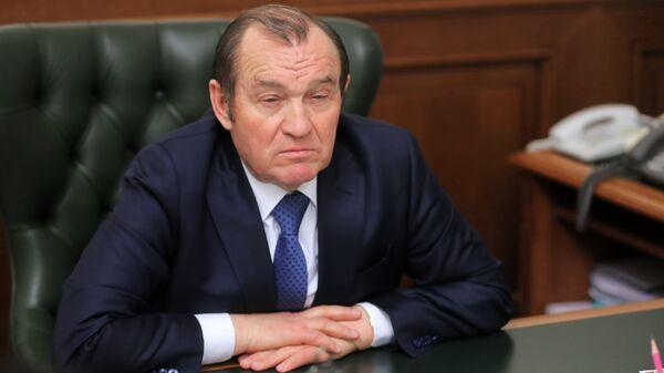 Заместитель мэра Москвы в правительстве Москвы по вопросам жилищно-коммунального хозяйства и благоустройства Пётр Бирюков