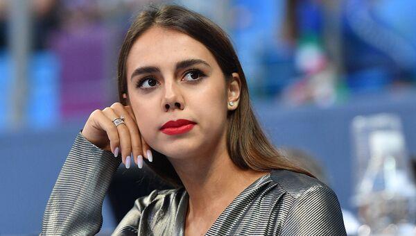 Олимпийская чемпионка по художественной гимнастике Маргарита Мамун. Архивное фото