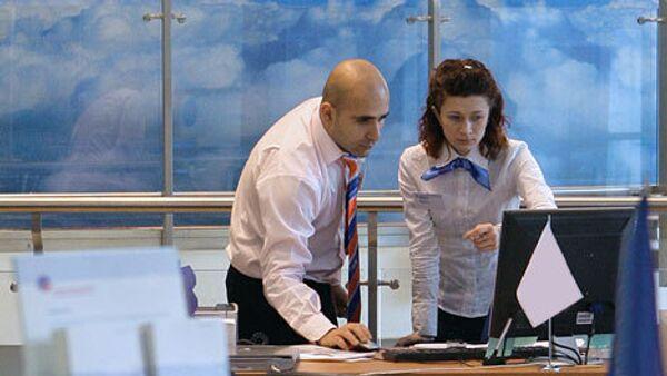 Спрос на небольшие офисы в Москве в третьем квартале вырос почти вдвое