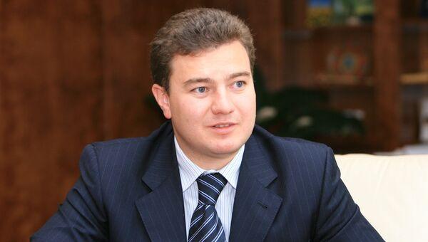 Глава депутатской группы Партия Возрождение в Верховной Раде Украины Виктор Бондарь