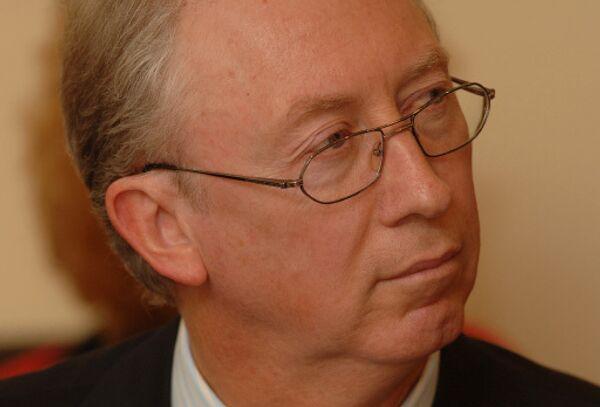 Председатель Совета директоров МДМ-банка Олег Вьюгин. Архив