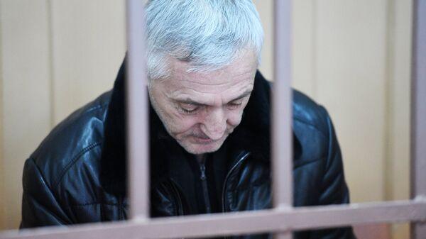Экс-министр образования Республики Дагестан Шахабас Шахов в суде