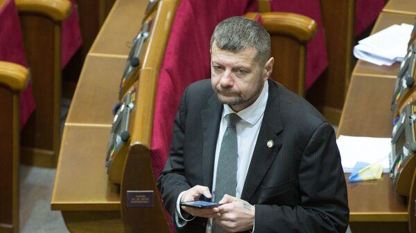 Депутат Верховной рады Игорь Мосийчук. архивное фото