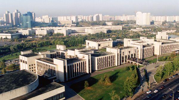 Здание МГИМО в Москве