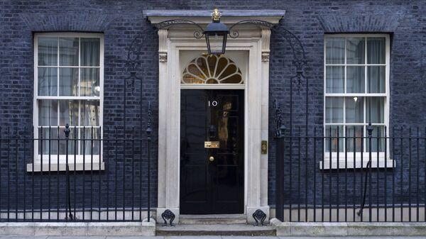 10 Даунинг-стрит официальная резиденция и офис премьер-министра Великобритании в Лондоне