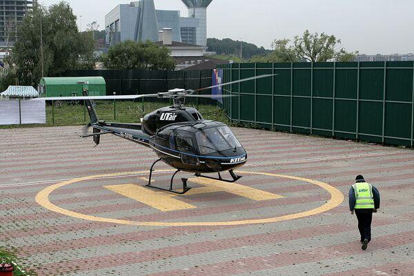 Вертолетное такси HELIEXPRESS начинает выполнять полеты из Внуково-3
