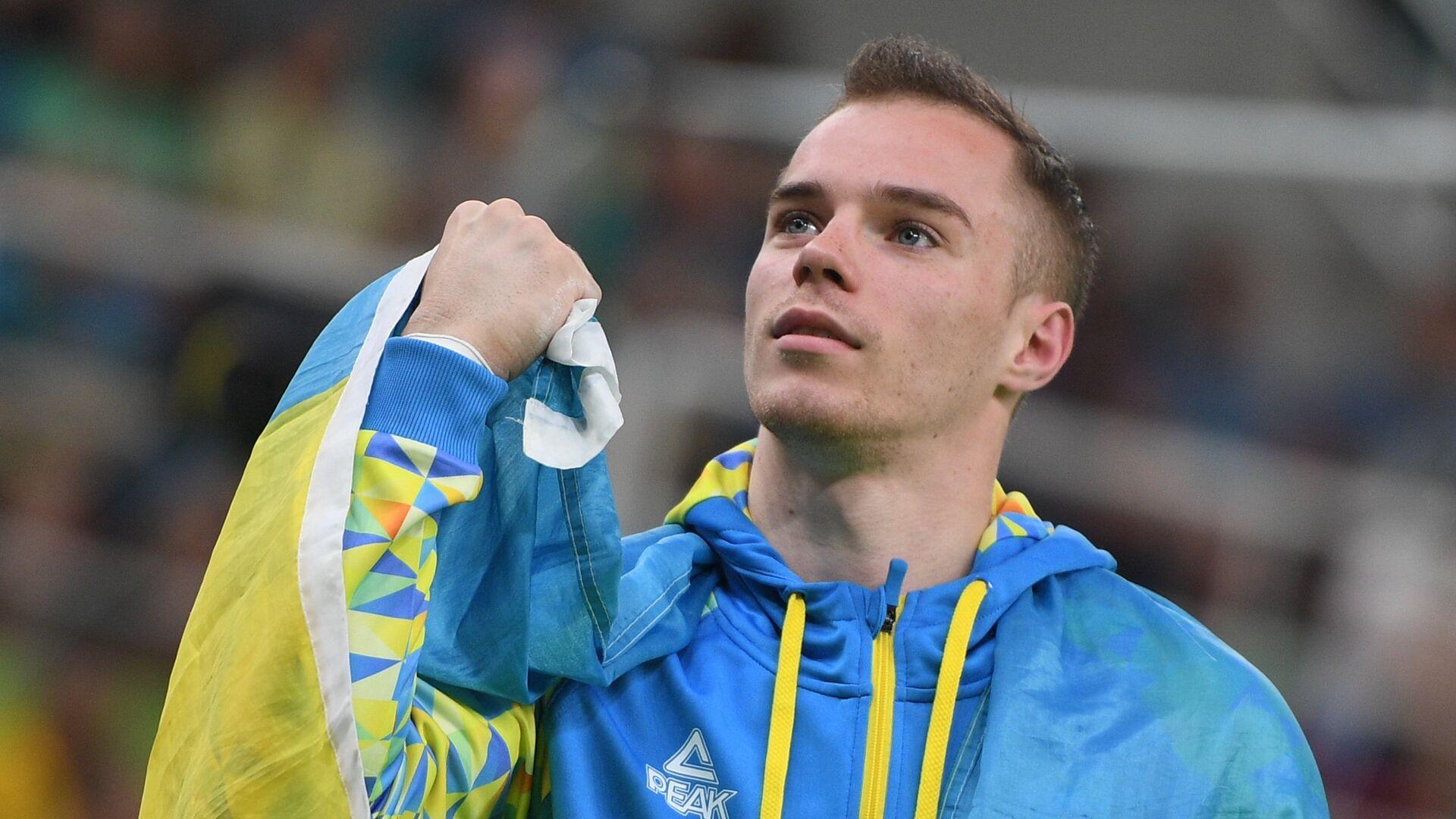 Украинский гимнаст Олег Верняев  - РИА Новости, 1920, 13.07.2021