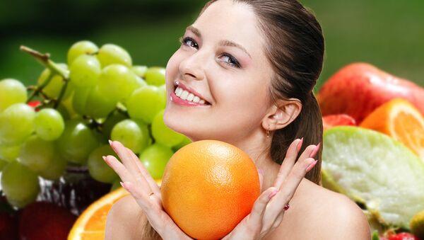 Один большой апельсин содержит суточную дозу витамина C