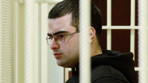 Анар Аллахверанов в Хабаровском краевом суде. 13 февраля 2018