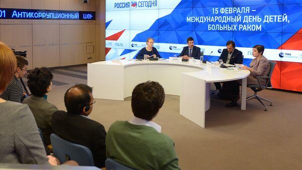 ВОЗ: важно, чтобы опыт российских детских онкологов был передан другим странам