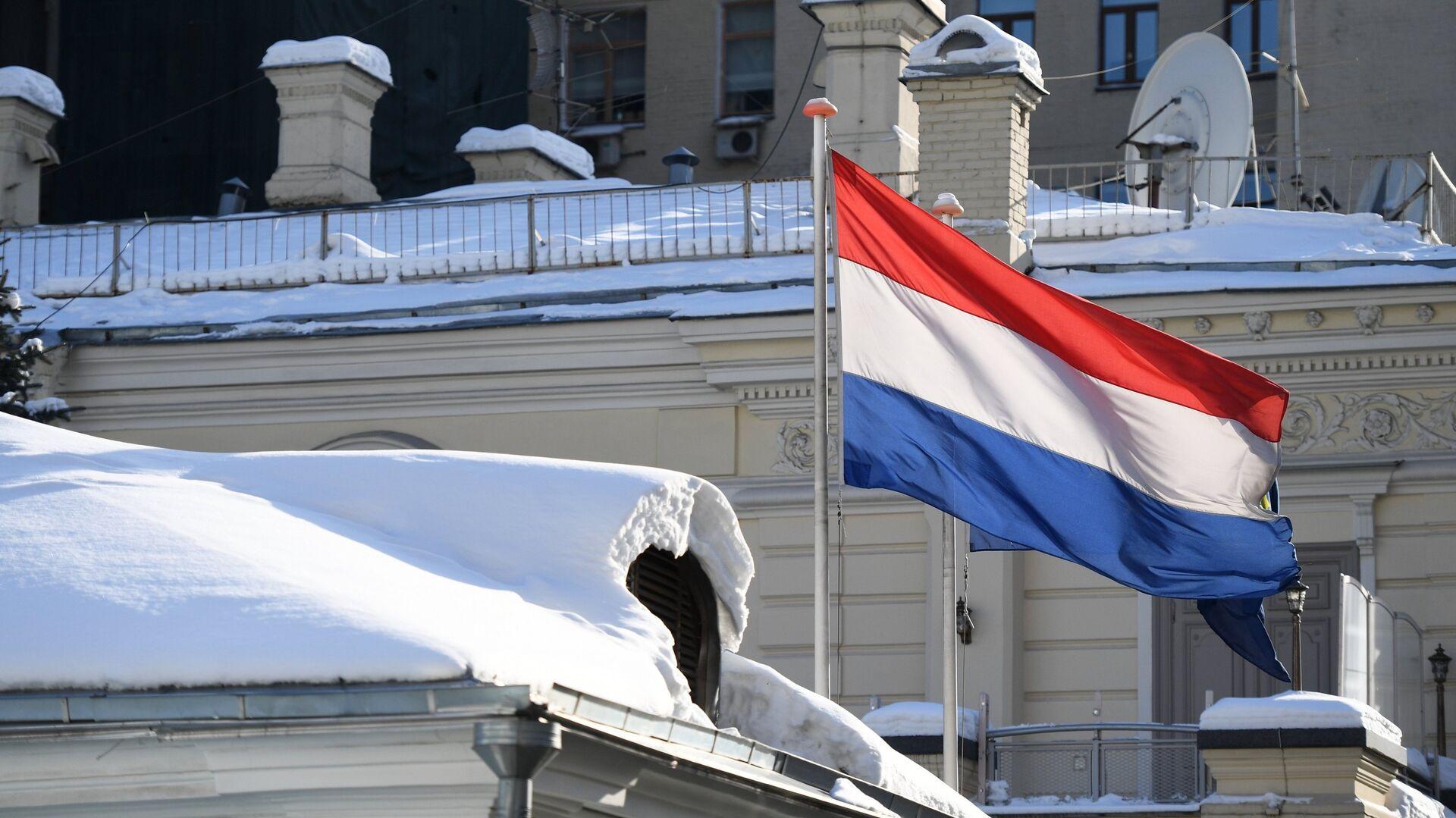 Здание посольства Нидерландов в Москве - РИА Новости, 1920, 10.12.2020