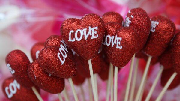 Сувениры в виде сердца ко Дню святого Валентина