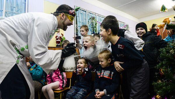 Межрегиональный Клуб волонтеров приглашает на День Открытых Дверей в Москве