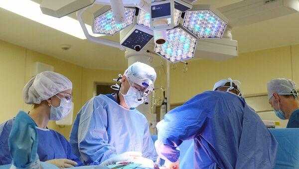 В Москве проходит акция по пополнению базы данных доноров костного мозга