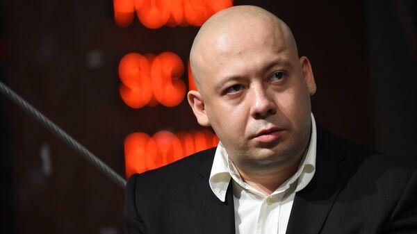 Режиссер Алексей Герман-младший