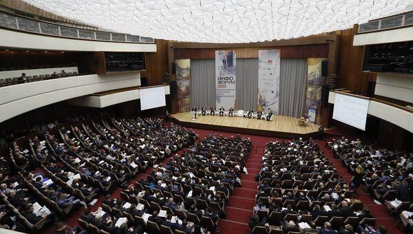 20-й Большой Национальный форум информационной безопасности Инфофорум-2018