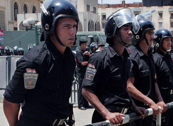 Полиция Египта