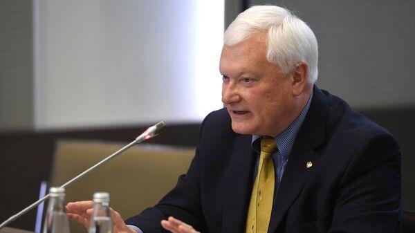 Специальный представитель президента РФ по информационной и кибербезопасности Андрей Крутских