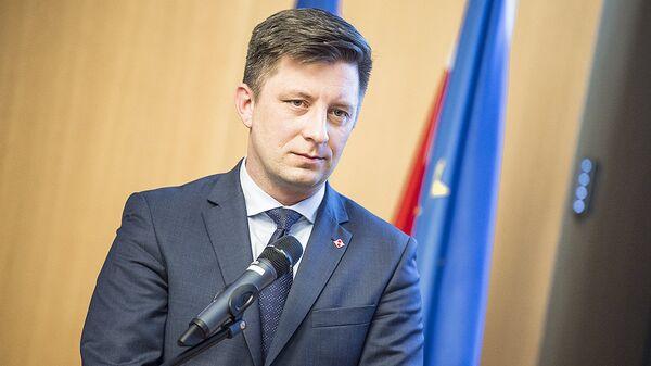 Шеф канцелярии премьер-министра Польши Михал Дворчик