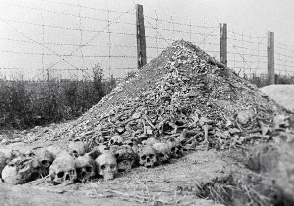 Ариберт Хайм работал доктором в концлагере Маутхаузен (Австрия) во времена фашистской оккупации