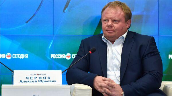 Глава комитета крымского парламента по санаторно-курортному комплексу и туризму Алексей Черняк