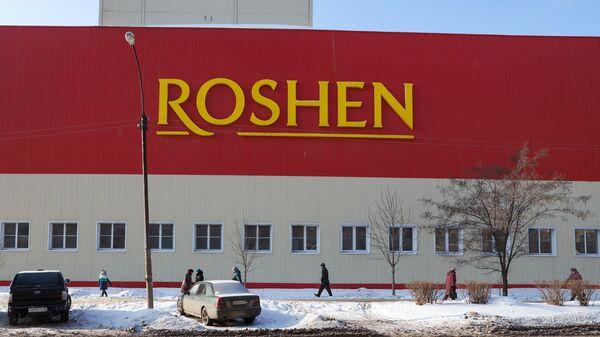 Липецкая кондитерская фабрика Roshen. Архивное фото