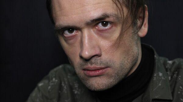 Актер Анатолий Пашинин