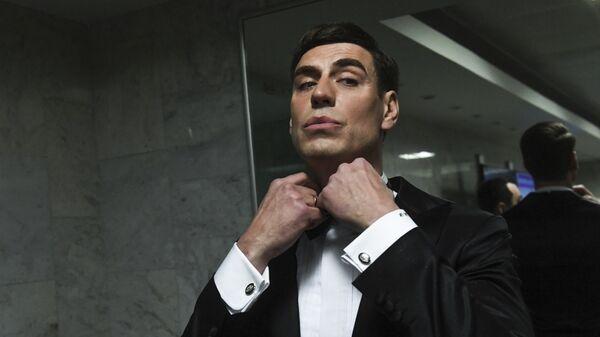 Актер Дмитрий Дюжев