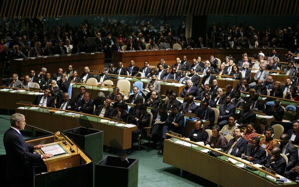 Генассамблея ООН рассмотрит доклад Голдстоуна 4 ноября
