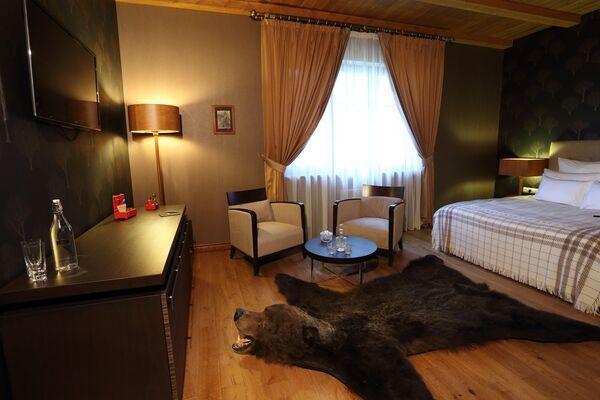 Люкс «Баргузин» в отеле «Байкальская резиденция»