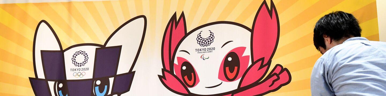 Символы Олимпийских и Паралимпийских игр в Токио 2020 года