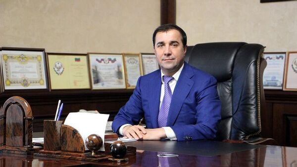 Глава администрации Дербентского района Магомед Джелилов
