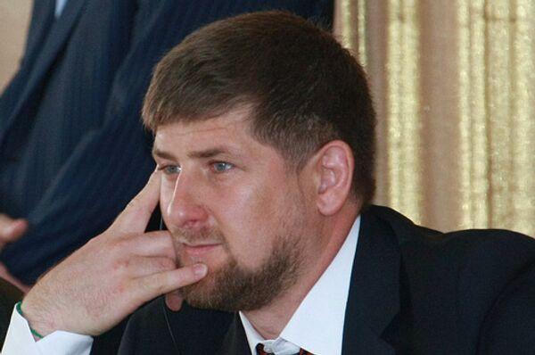 Чечня торжествует победу над злом - Кадыров
