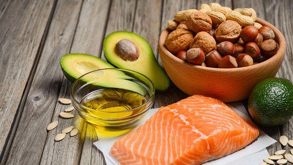 Здоровое питание. Архивное фото