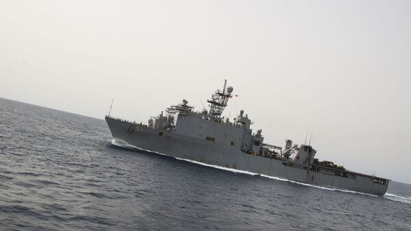 USS Oak Hill (LSD-51)