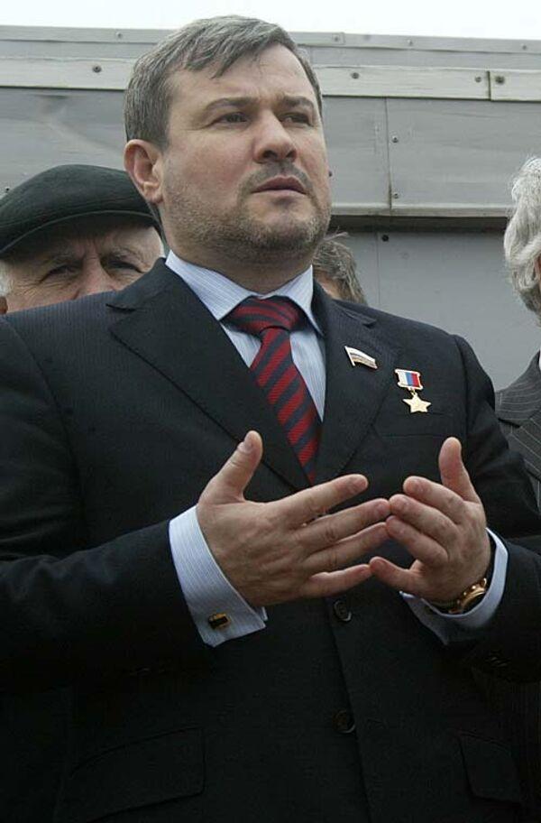 Задержаны подозреваемые в причастности к убийству Руслана Ямадаева