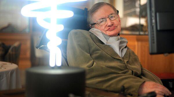Британский физик-теоретик Cтивен Хокинг. Архивное фото