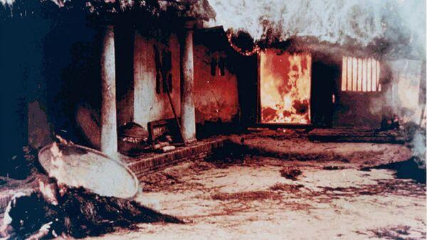 Массовое убийство гражданского населения солдатами Армии США в Сонгми, Вьетнам. 1968