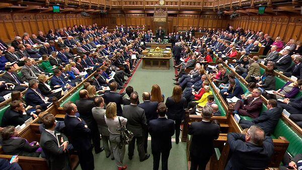 Слушания в парламенте Великобритании по делу Скрипаля. 14 марта 2018 года