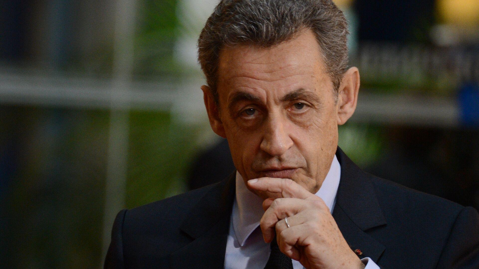 Экс-президент Франции Николя Саркози  - РИА Новости, 1920, 16.09.2020