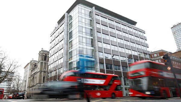 Здание в котором находится офис компании Cambridge Analytica в центре Лондона. Архивное фото