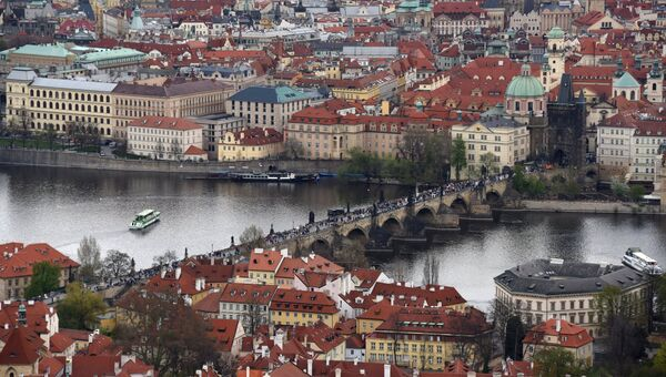 Прага. Архивное фото