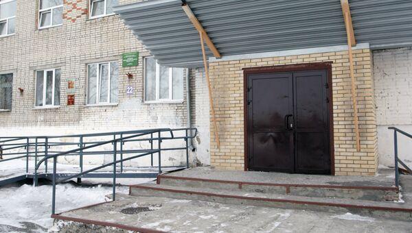 Школа № 15 города Шадринска, в которой 13-летняя ученица открыла стрельбу из пневматического пистолета. 21 марта 2018