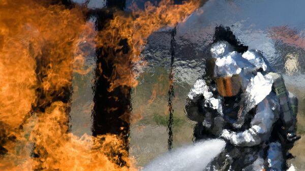 Американские пожарные